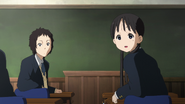 Haruka and Michiko in the movie
