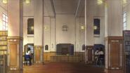 Sakura High library