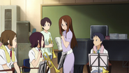 Sawako at the Woodwind Club