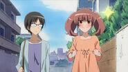 Shizuko and sakura