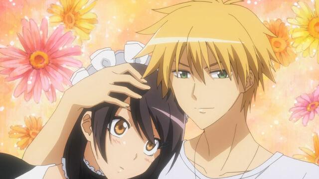 File:Sweet takumi and misaki.jpg