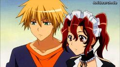 Takumi and Erika