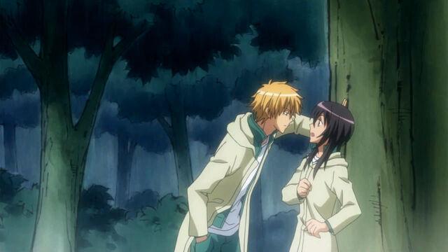 File:Usui and Misaki near a tree.jpg