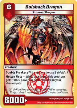 Bolshack Dragon (8TRI)