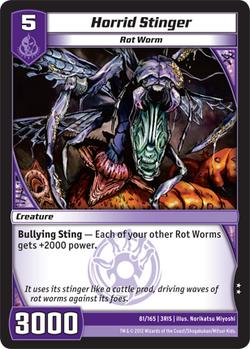 Horrid Stinger (3RIS)