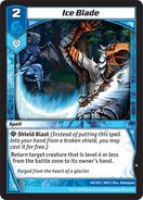 Ice Blade (3RIS)