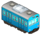 Light Blue Train (Station Manager)