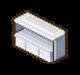 Large shelves - pocket clothier