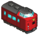 Red Express Train (Station Manager)