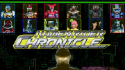 KRC All Character Screen