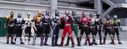 Ryuki - 13 Kamen Riders