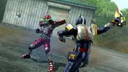Blade vs Garren