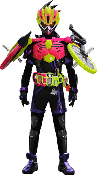 Kamen Rider Genm Sports Action Gamer Level 3 Quot Shakariki