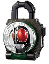 Black RX LockSeed