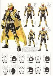 Kuuga Ultimate Concept Art