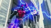 Kabuto vs Stronger