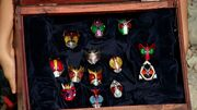 13 Heisei Rider Rings