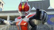 Den-O (Let's Go Kamen Riders)