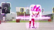 Ex-Aid Action Gamer LV1 transformation 3
