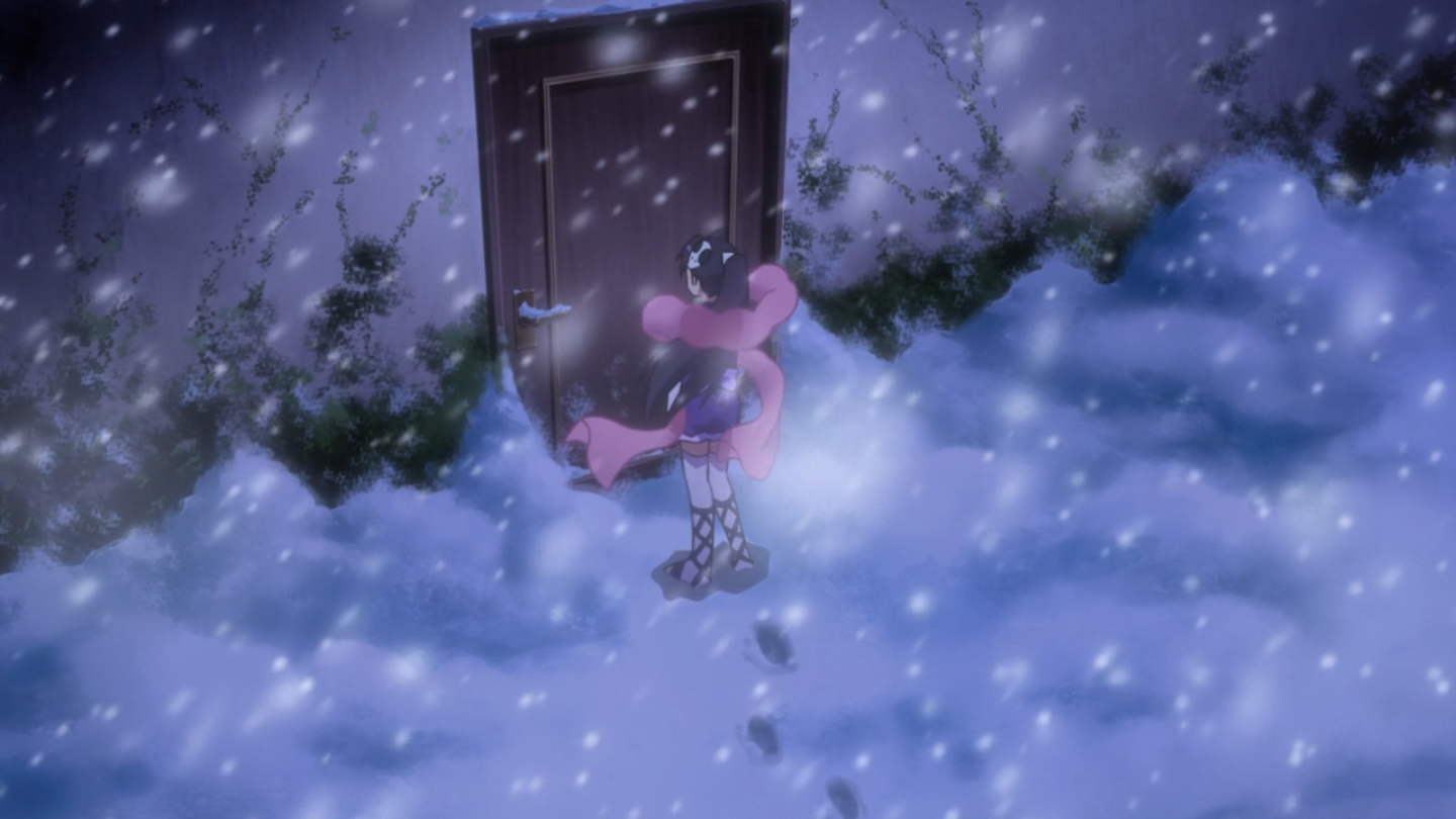 Anime Lonely Winter Full resolution