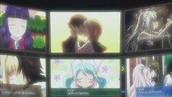 Cyber Kissing