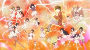 未来への扉 OVA