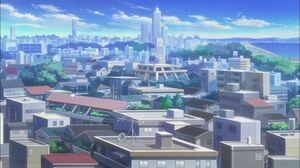 Maijima City