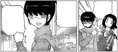 Keima shuts off his emotions