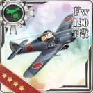 Fw 190T Kai 159 Card