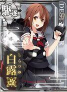 DD Shiratsuyu Kai 242 Card