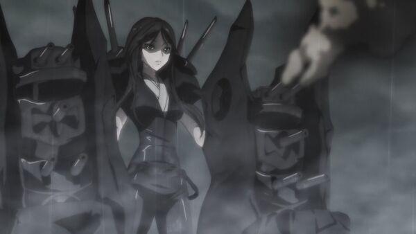 Anime Battleship Ru-class