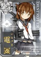 DD Inazuma Kai 237 Card