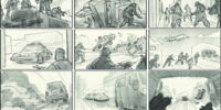 Dead Men Storyboard Images