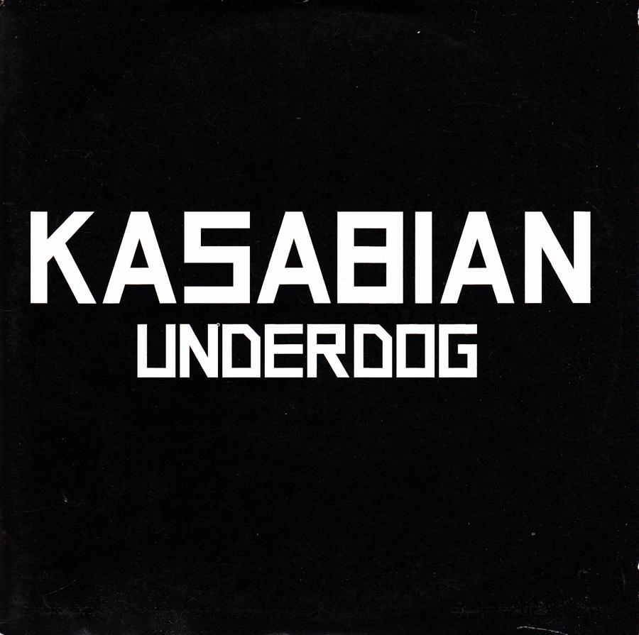 Underdog Black Promo Cd Kasabian Wiki Fandom Powered