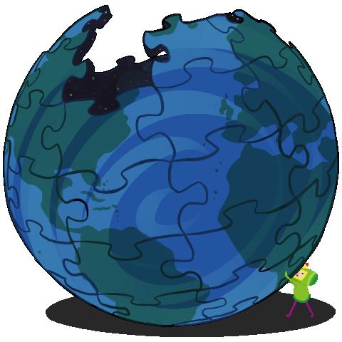 Katamari wiki logo