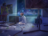 Rin's despair