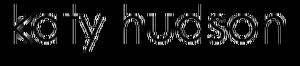 Katy hudson font