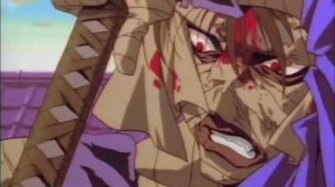Kenshin vs Shishio - Ama Kakeru Ryu no Hirameki