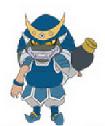 Warrior Viper full body