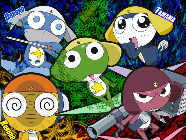 File:Sgt Keroro s Platoon by koujiro the slasher.jpg