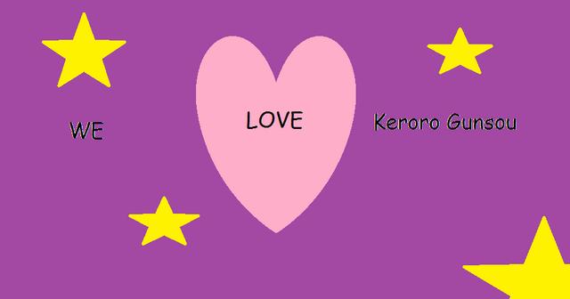 File:We Love Keroro Gunsou.png