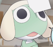 Keroro's star is missing again freakin letters