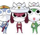 Chibi Keroro Platoon