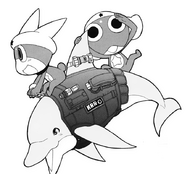If Dolphin joined tthe Keron Army