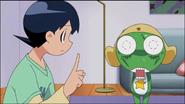 Fuyuki without sixth finger