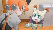 Alisa and Shin Keroro again