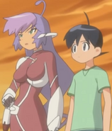 Jessica and Fuyuki