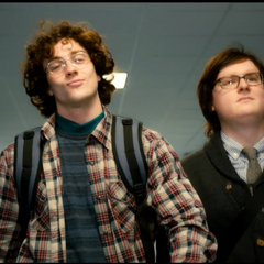 Dave & Marty in School