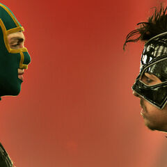 Kick-Ass & The Motherfucker