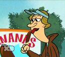 El vendedor de chocobananas